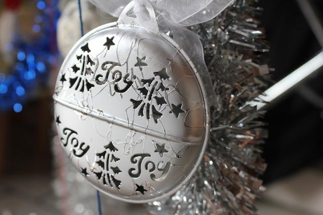 décoration de sapin