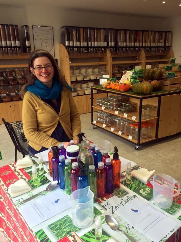 atelier de produits ménagers à Ô Bocal