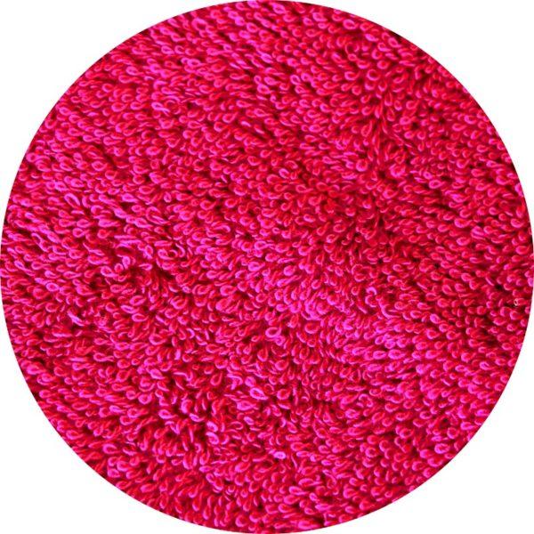 essuie tout lavable couleur rose Framboise