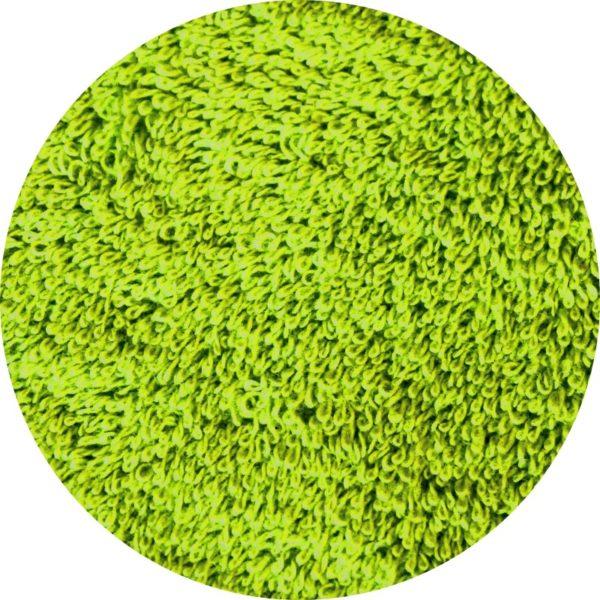 essuie tout lavable en coton bio couleur vert anis